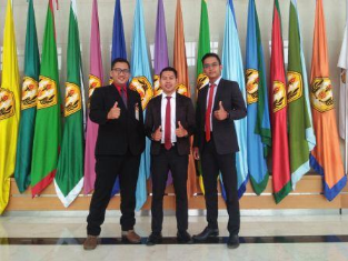 KPM UNIKU Unjuk Gigi di Protocol Fair 2017