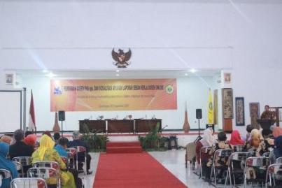 Kopertis Wilayah IV Gelar Pembinaan Dosen Ciayumajakuning di Uniku