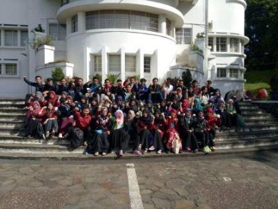 Dua Mahasiswa Biologi Hadiri Acara Muswil IKAHIMBI di Bandung