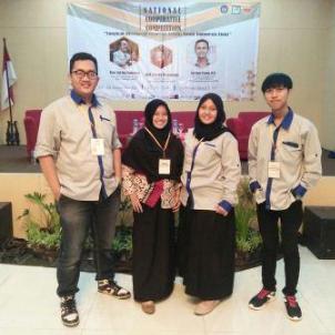 Pengurus Kopma Ikuti NCC di Yogyakarta