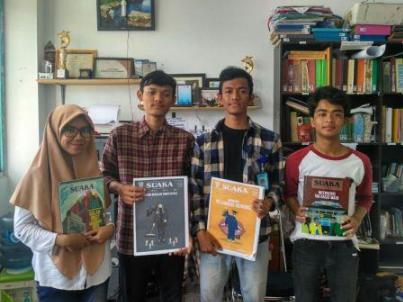LPM Studi Banding ke Suaka Bandung