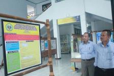 LPPM Gelar Seminar Hasil Penelitian dan Pameran Poster 2017
