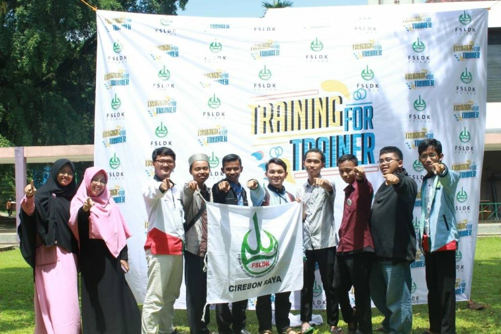 Pengurus LDK Al-Kahfi Ikuti TFT di IPB Bogor