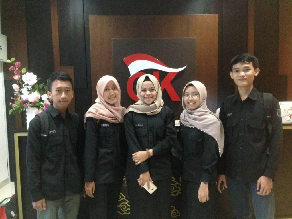 Ciee..Pengurus Gibei Ikut ToT di OJK Cirebon