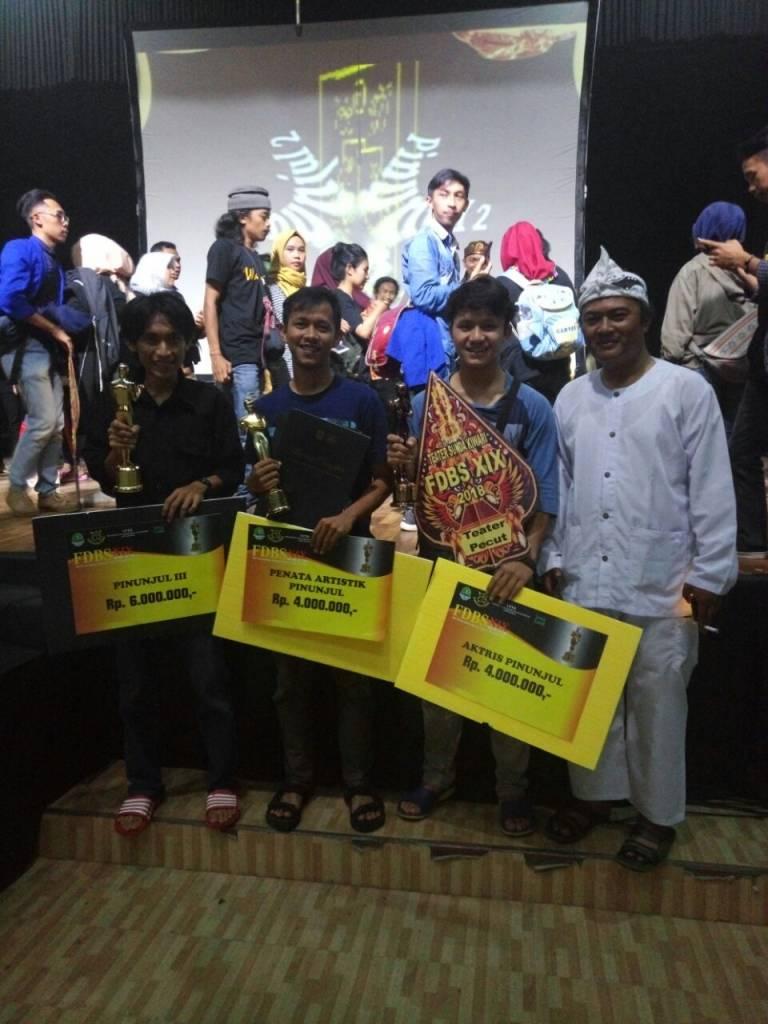 Dapur Sastra Raih Prestasi di FDBS 2018