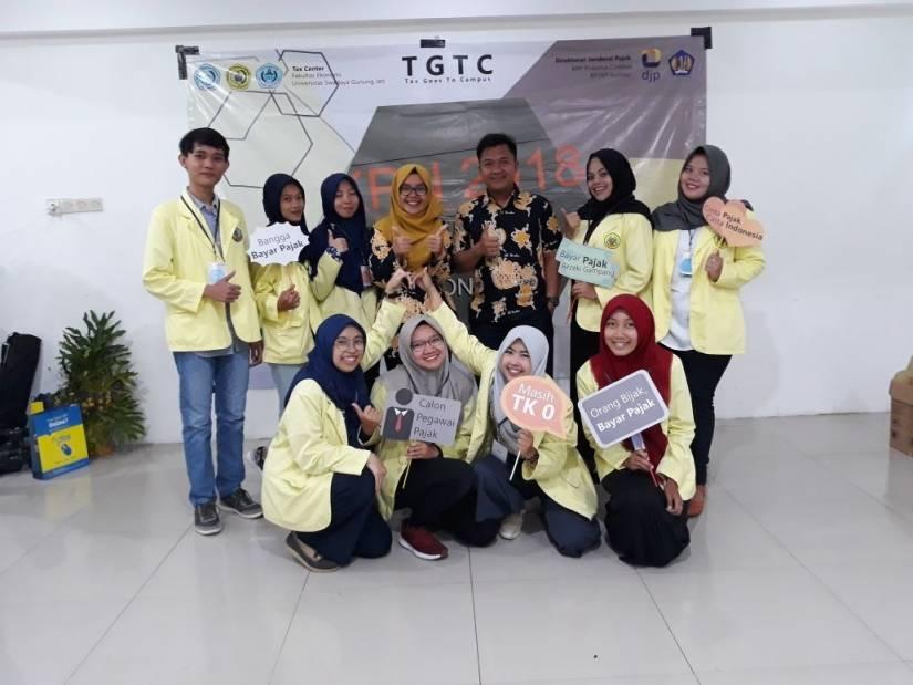 Kompetisi Pajak Nasional (KPN) 2018, Tax Center Kirim 3 Grup Delegasi