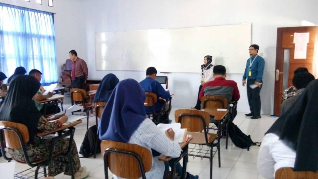Ribuan Camaba Gelombang I Ikut Seleksi di Uniku