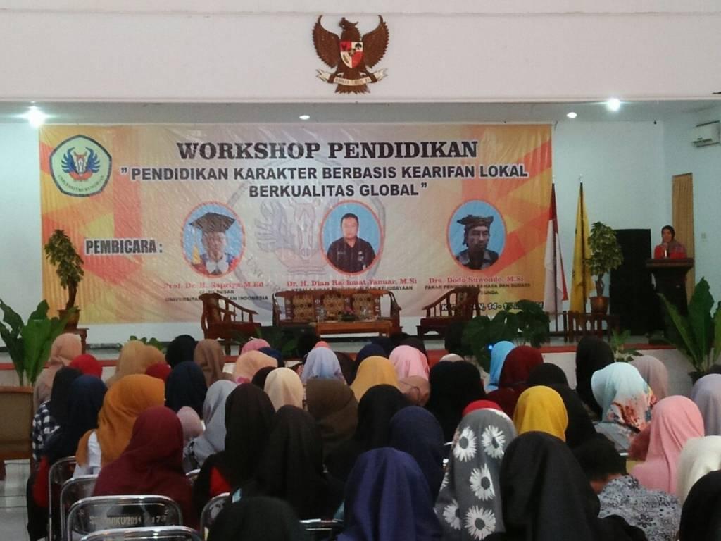 Ratusan Peserta Ikuti Workshop Pendidikan