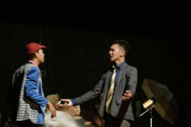 Drama Class PBI Tampil Menghibur Penonton
