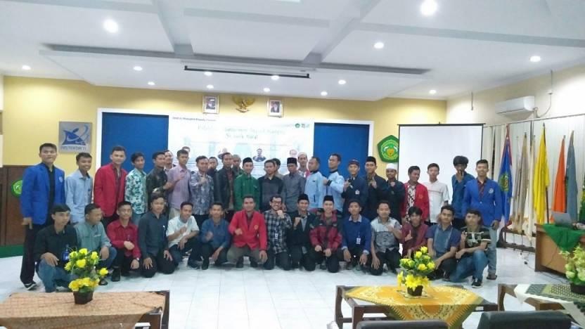 2 Delegasi Dikirimkan ke Pelatihan Manajemen Masjid