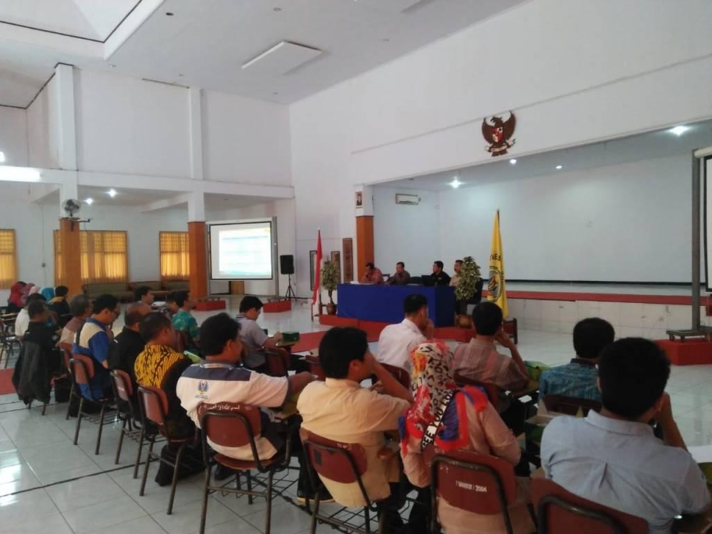 Puluhan DPL Ikuti Workshop Pembekalan KKN 2018