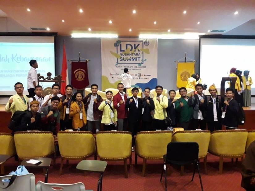 4 Delegasi Hadir di LDK Nusantara Summit 2018