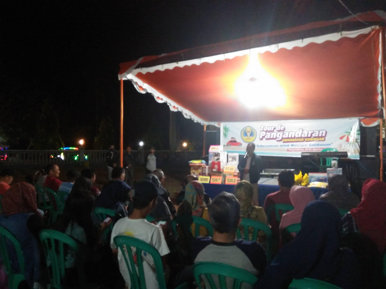 Uniku Gelar Tour de Pangandaran 2018