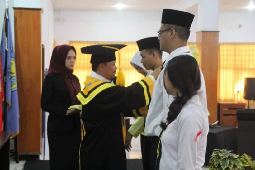 1.319 Mahasiswa Baru Uniku Ikuti PKKMB 2018