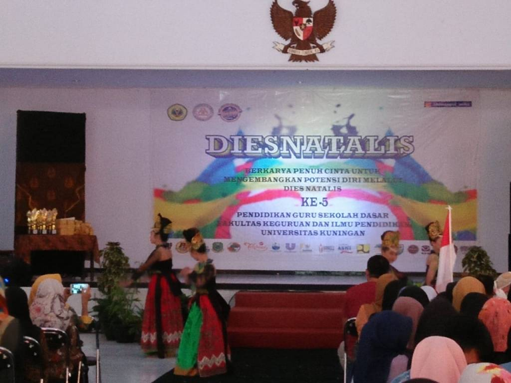 Dies Natalis PGSD ke-5 Gelar Pensi dan Seminar