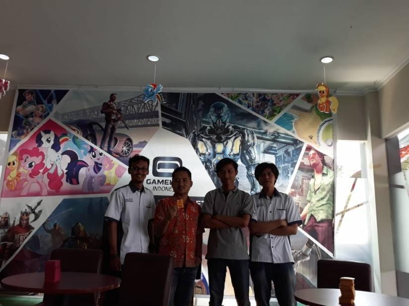 """Pejuang Skripsi"" Lolos ke Babak Final Game Development Competition 2018"