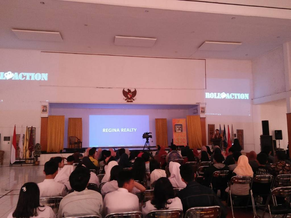 Ratusan Mahasiswa  Ikuti Workshop Roll and Action