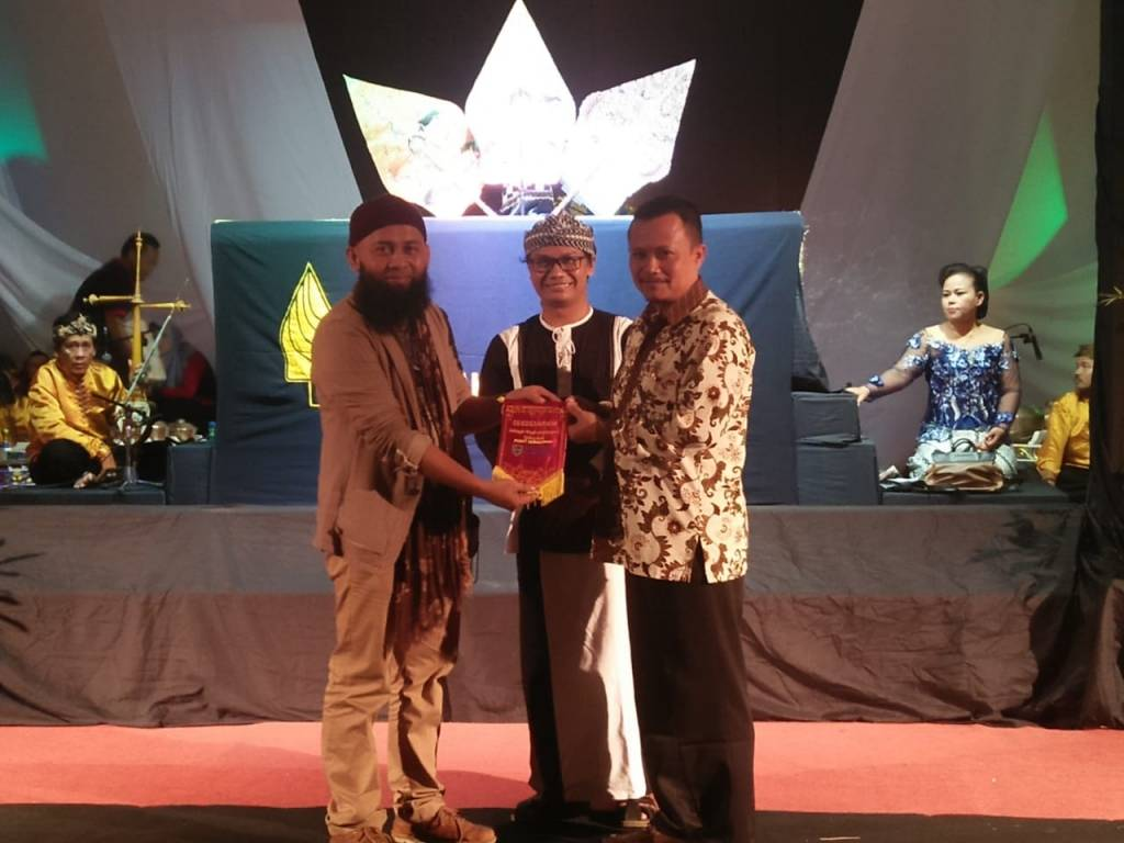 Rektor Buka Pagelaran Lawatan Budaya Indonesia dan Malaysia