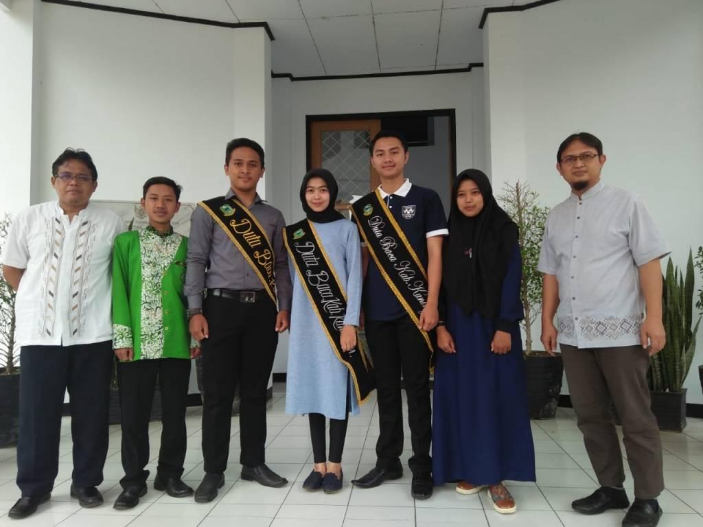 Mahasiswa Uniku Dominasi Pemilihan Duta Baca Kab. Kuningan 2018