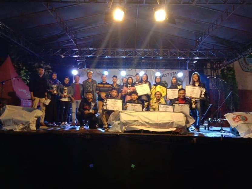 Uniku Raih Juara di Olimpiade BEM Unswagati Cirebon 2018