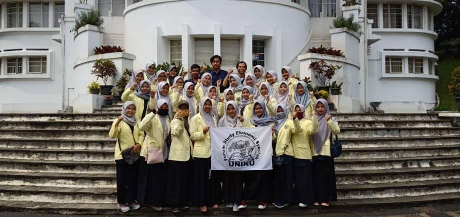 Forsesy Uniku Studi Banding ke Ksei SCIEmics UPI Bandung