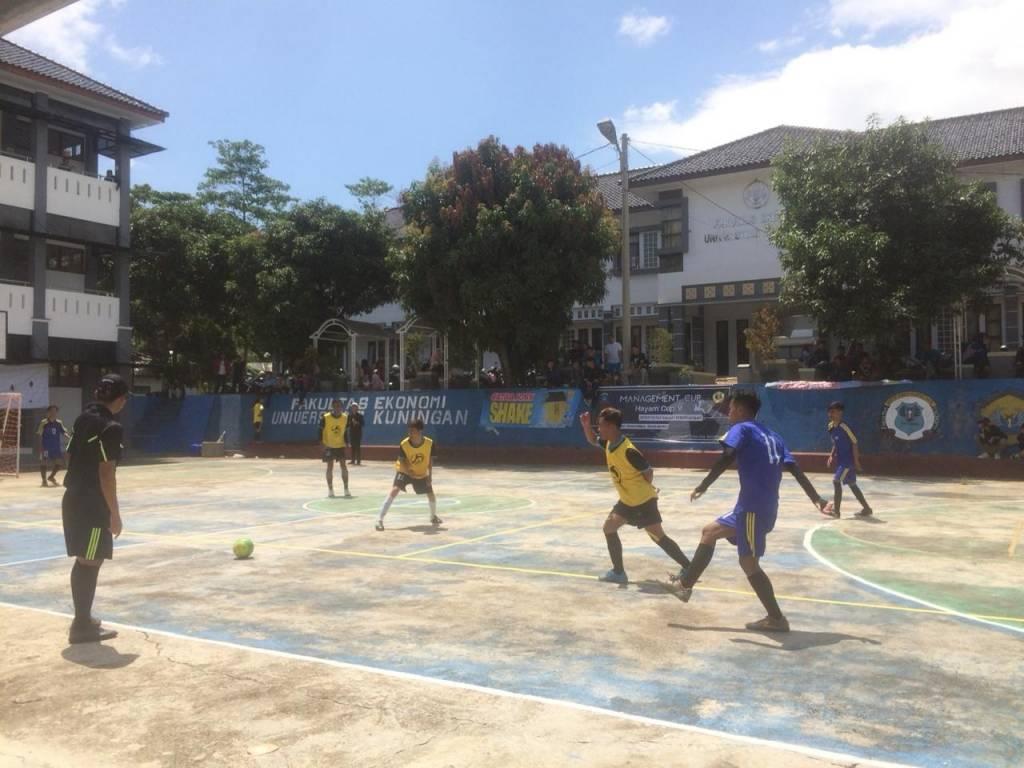 44 Tim Semarakan Hayam Cup 2018