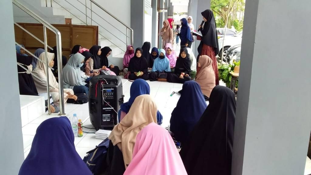 LDK Al-Kahfi Gelar Kajian Untuk Akhwat (KUA)