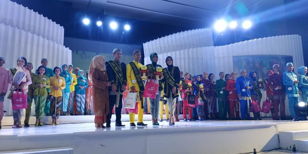 Taoufik Raih Juara Harapan I Moka Jabar 2018