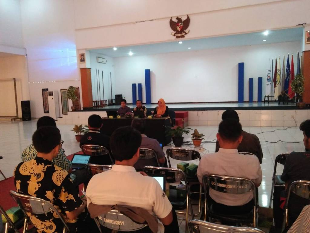 Puluhan Dosen Dibekali Pelatihan Penggunaan Software Anti Plagiarism