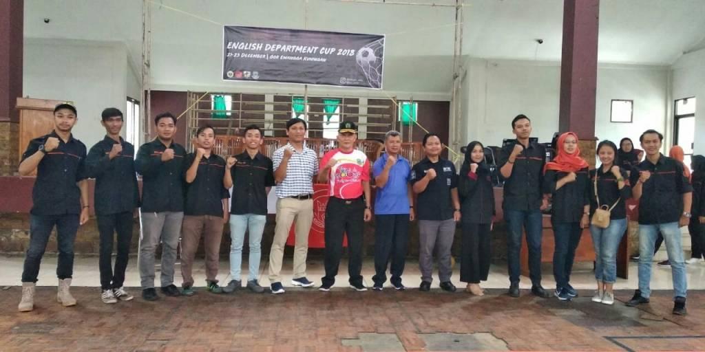 Kadisporapar Kuningan Apresiasi ED Cup 2018