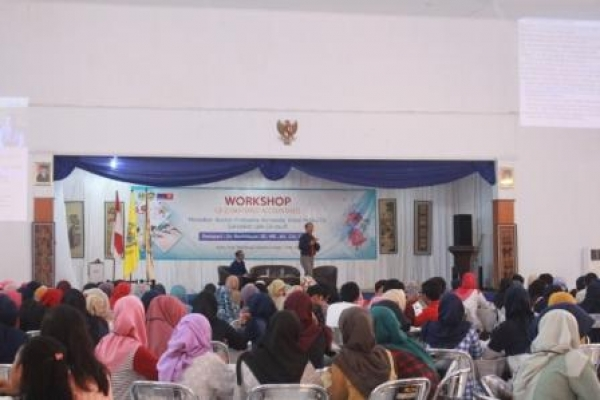Ratusan Mahasiswa Ikuti Workshop Chartered Accountant (CA)
