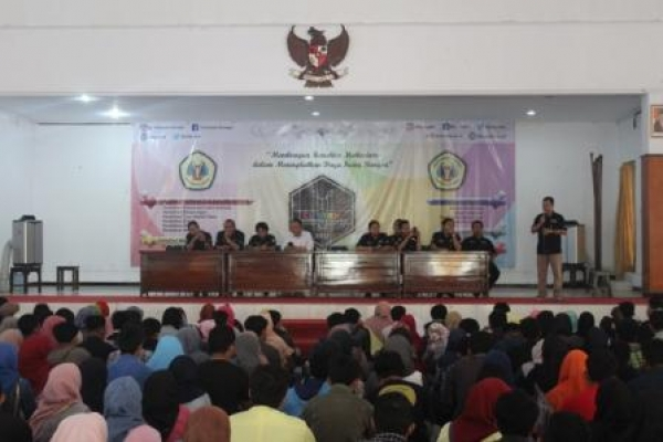 Uniku Gelar Technical Meeting OSPEK 2017